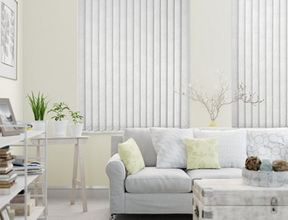 Vertical Fabric Blinds