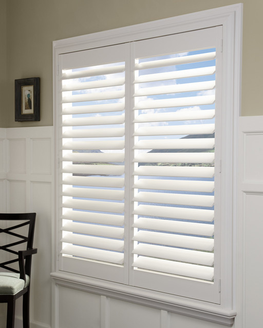 Shutters with frame